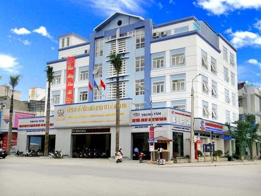 Trụ sở chính Công ty CP Thiết bị vật tư y tế Thanh Hóa